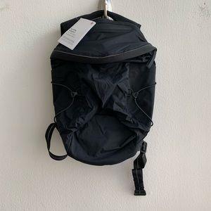 NWT Lululemon Black Run All Day Backpack II